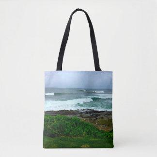A bolsa de praia
