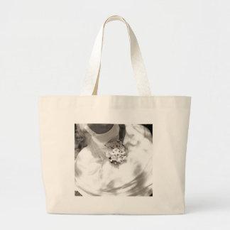 A bolsa de praia nupcial