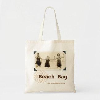 A bolsa de praia tecida de Wineworks