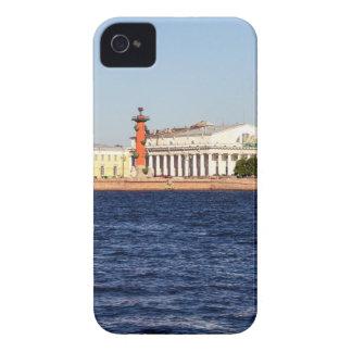 A bolsa de valores velha de St Petersburg Capinha iPhone 4