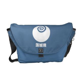 A bolsa mensageiro de Ibaraki Kamon