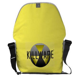 A bolsa mensageiro de KillWare®