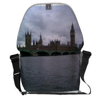 A bolsa mensageiro de Londres