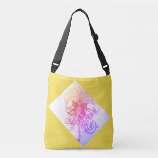 A bolsa mensageiro do bolsa dos trópicos de Ombre