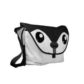 A bolsa mensageiro do pinguim de Chinstrap