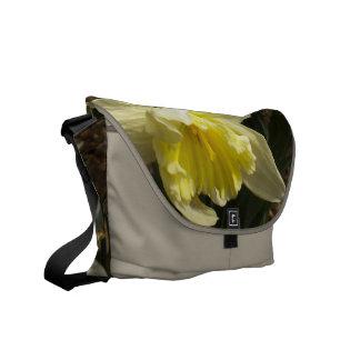 A bolsa mensageiro do rickshaw do Daffodil do prim