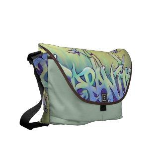 """A bolsa mensageiro dos grafites da """"serenidade"""""""