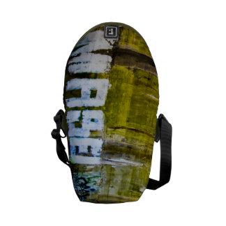 A bolsa mensageiro dos grafites de MASEI