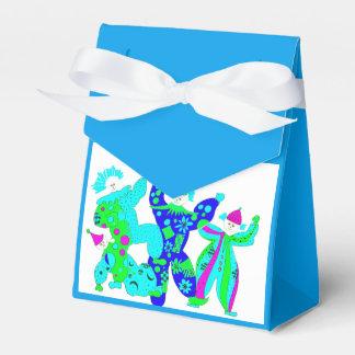 A caixa de presente das crianças