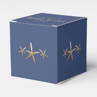 A caixa do favor do chá de panela, personaliza,