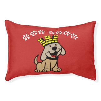 a cama interna feita sob encomenda do rei cão -