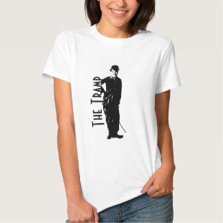 A caminhada camiseta