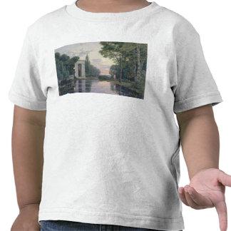 A caminhada crepuscular t-shirt