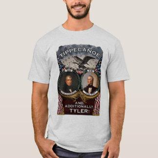 A camisa 1840 leve dos homens da eleição de