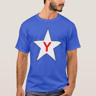 A camisa #1 do gêmeo patriótico