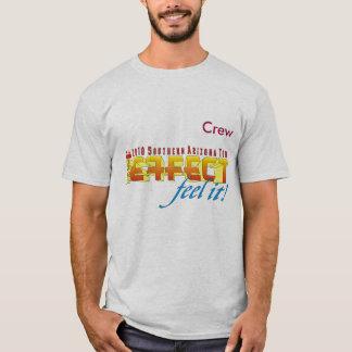 A camisa 2010 do grupo T do oficial do efeito