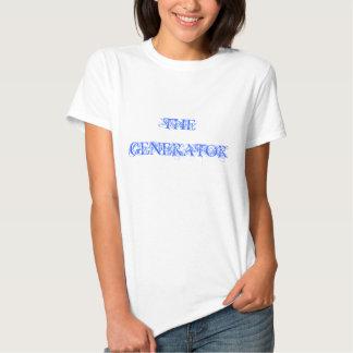 A camisa 2 das senhoras do gerador t-shirt