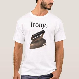 A camisa a mais irónica