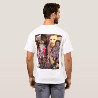 A camisa AJ