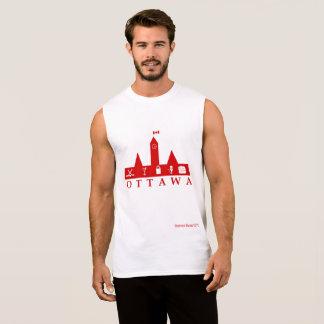 A camisa atlética dos homens de Ottawa
