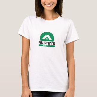 A camisa básica das mulheres do exército de Austin