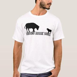 A camisa básica dos homens