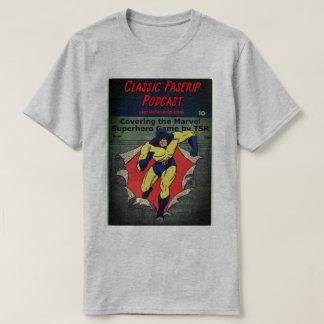 A camisa clássica do Podcast de FASERIP!