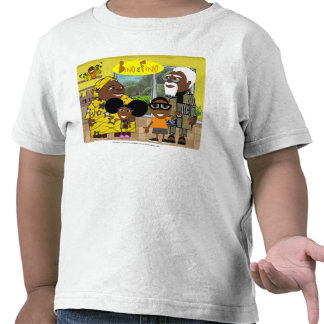 A camisa da família de Bino e de Fino Camiseta