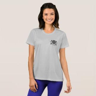 A camisa da menina do PE do Esporte-Tek de VCA