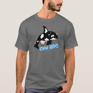 A camisa da orca da vaca