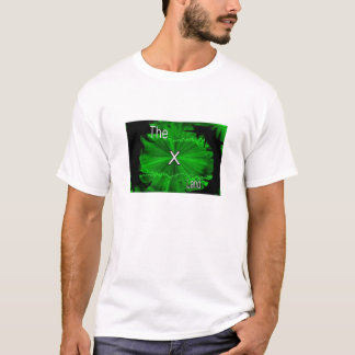A camisa da terra T de X