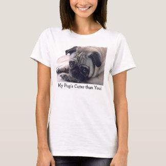 A camisa das minhas mulheres do Pug