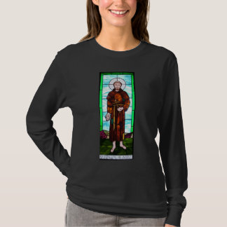 A camisa das mulheres de Francisco de Assis do