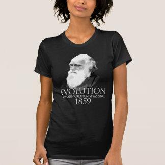 A camisa das mulheres de Whoopass Darwin