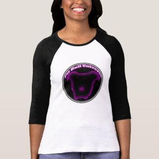 A camisa das mulheres do pitbull camisetas