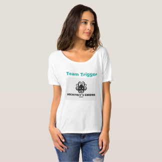 A camisa das mulheres do Podcast do AG