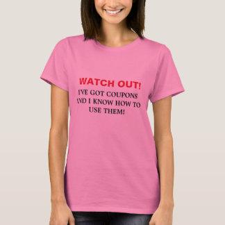 A camisa das mulheres engraçadas do vale