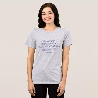 a camisa das mulheres o sol não se desculpa