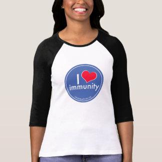 A camisa das pro mulheres vacinais