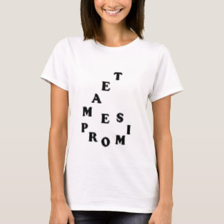 A camisa das TeamPromise-Mulheres