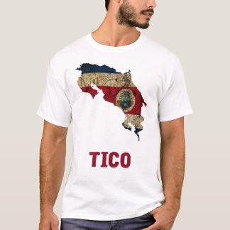 "A camisa de Costa Rica ""Tico"""