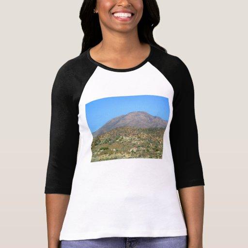 A camisa de Luna da montagem Camiseta