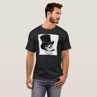 A camisa de T do Baron homens (brancos)