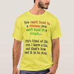 A camisa de Tourette