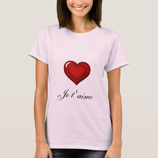 A camisa do amor