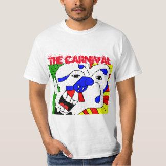 A camisa do carnaval camisetas