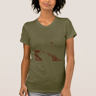 A camisa do CIA Tshirt