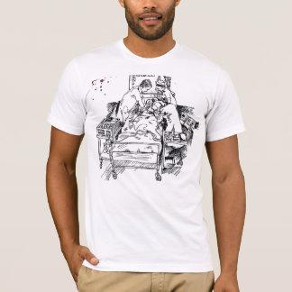 A camisa do condutor