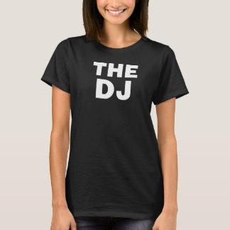 A camisa do DJ da família da gota do Mic do encore