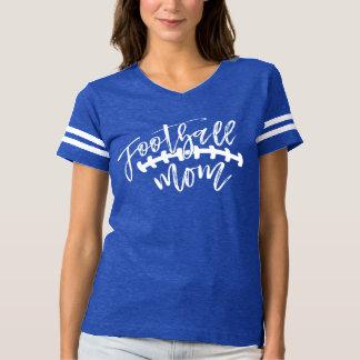 A camisa do estilo do jérsei da mamã do futebol